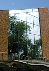 Budynek handlowy firmy KLINKIER Częstochowa